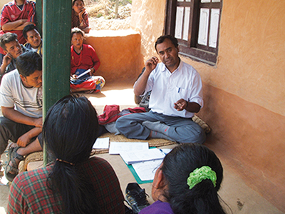 Bishnu Shrestha - Nepalese Project Manager