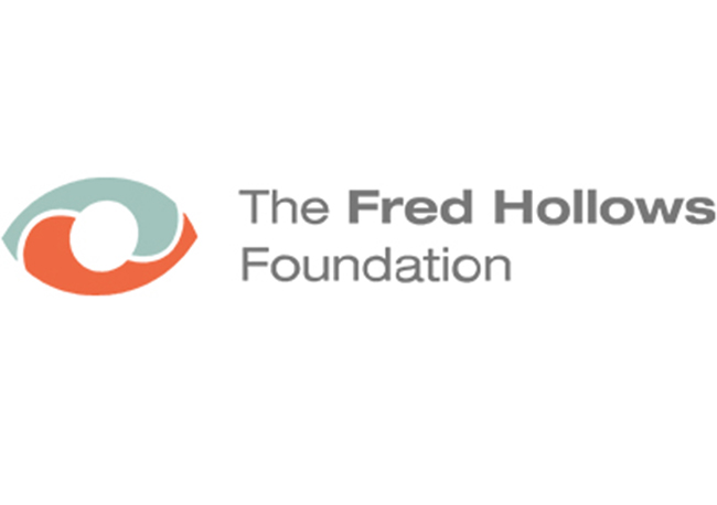 The Fred Hollows Foundation logo