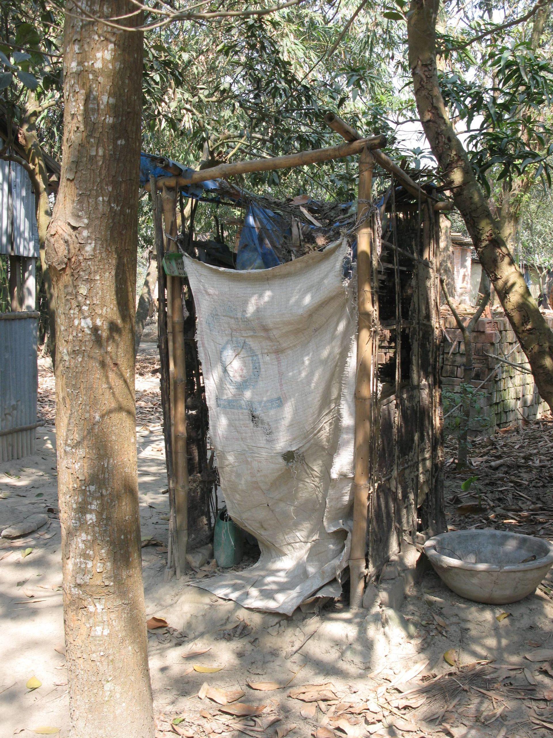 Poor Toilet Bangla